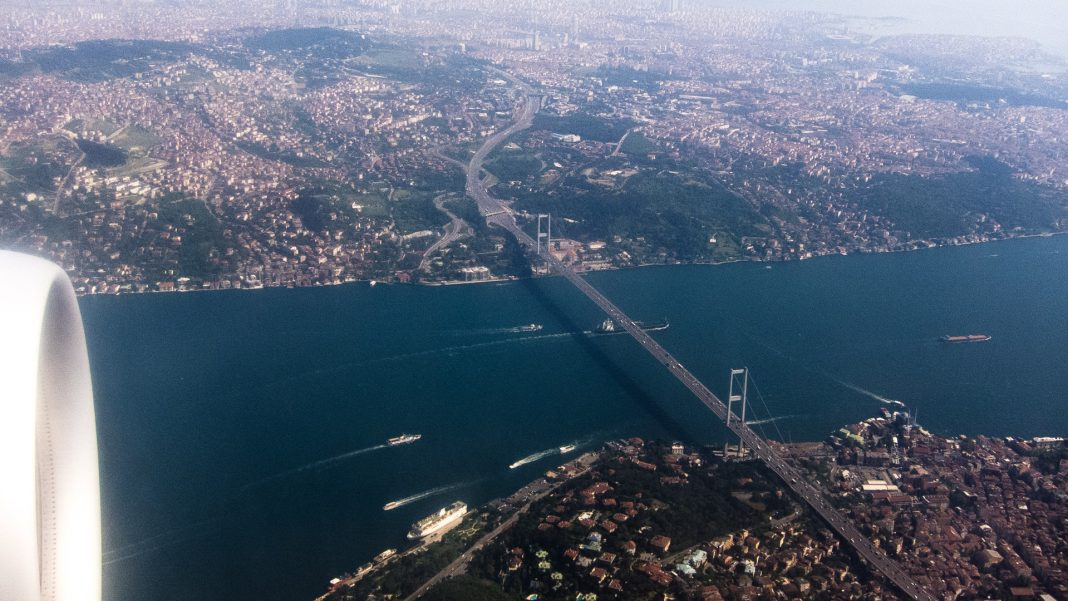 Gratis golfbag med Turkish Airlines.