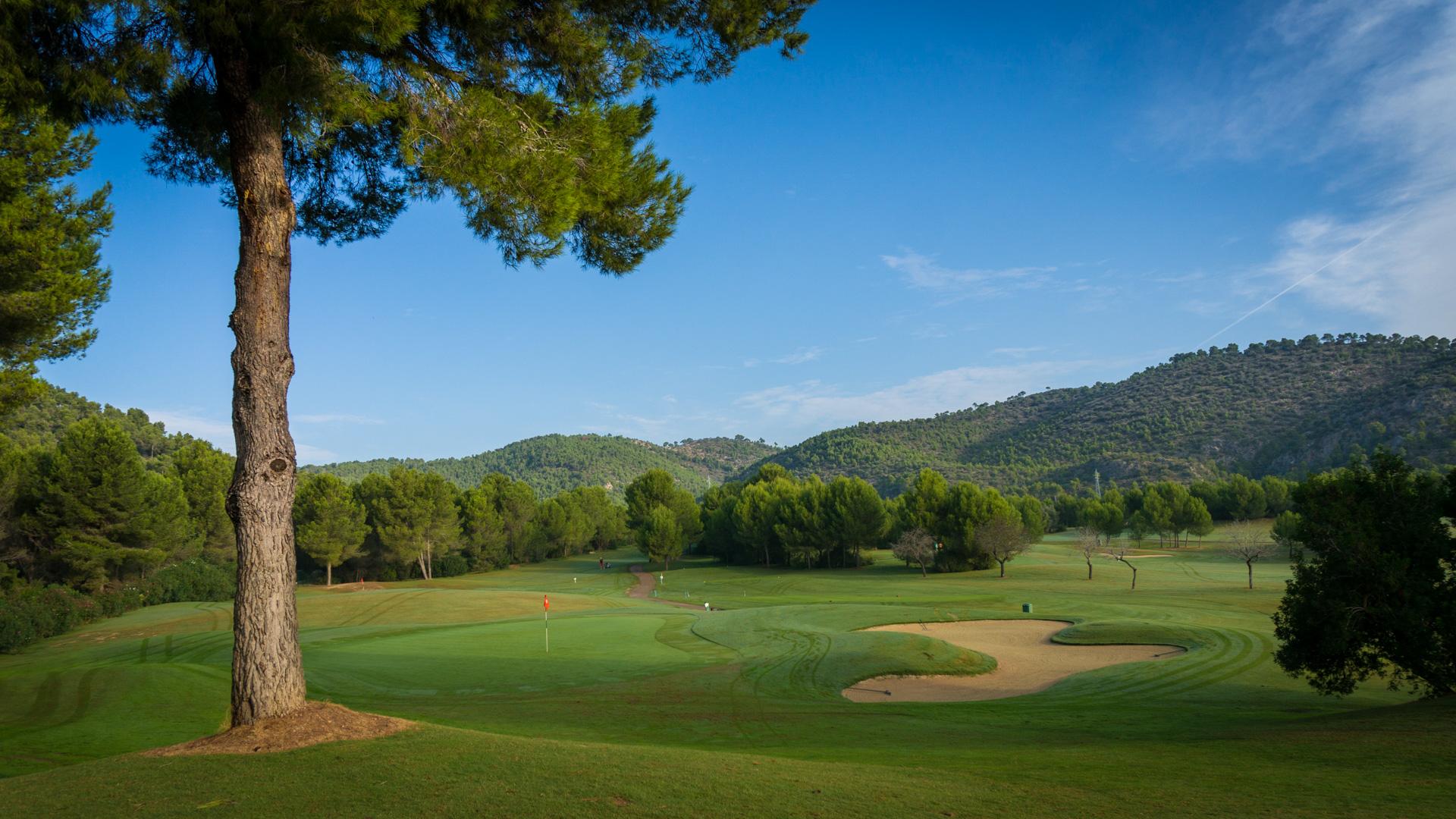 Mallorca golf weekend på Golf Son Quint, Arabella Golf
