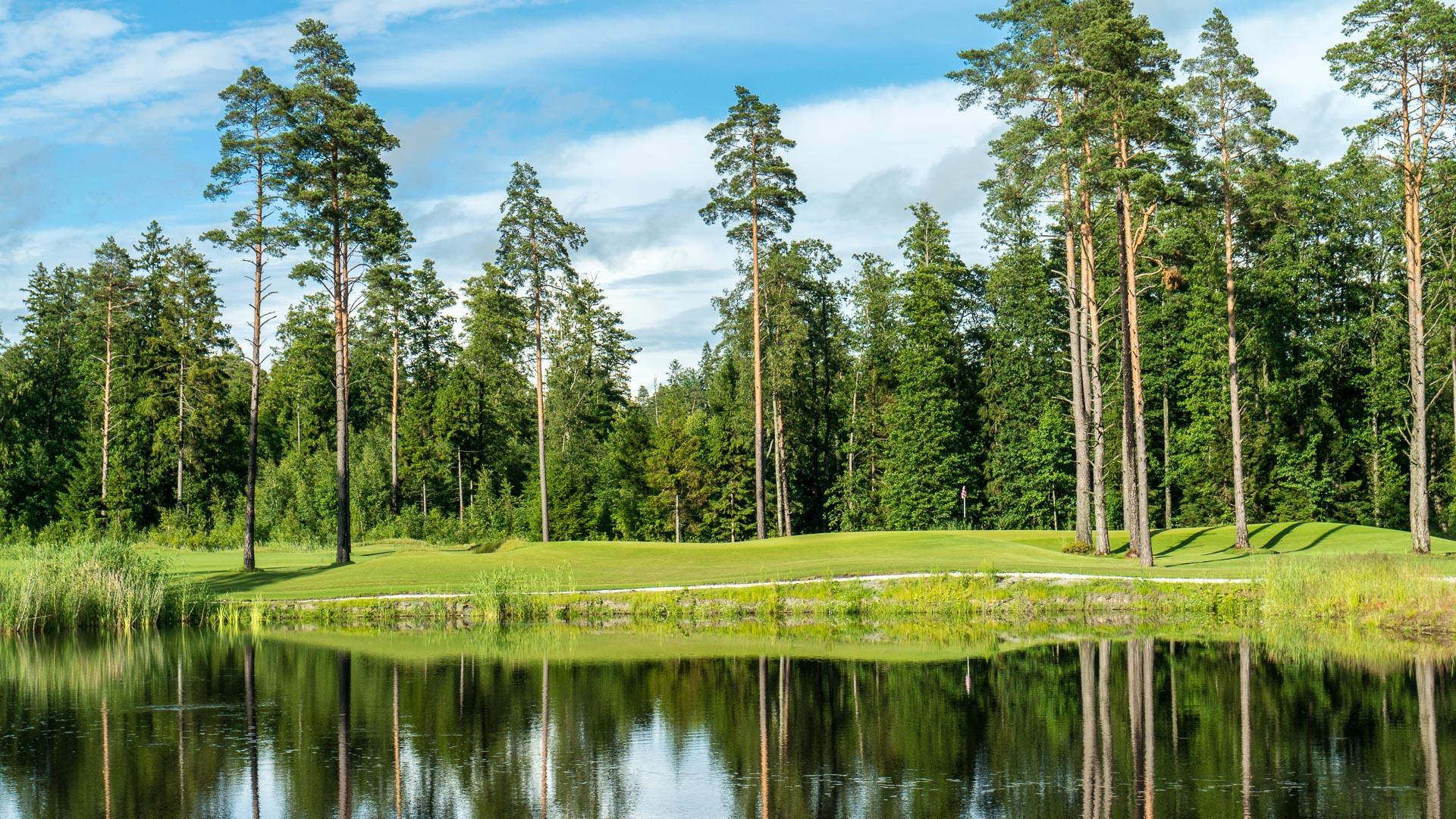 Golf i Estland, Pärnu Bay Golf Links.