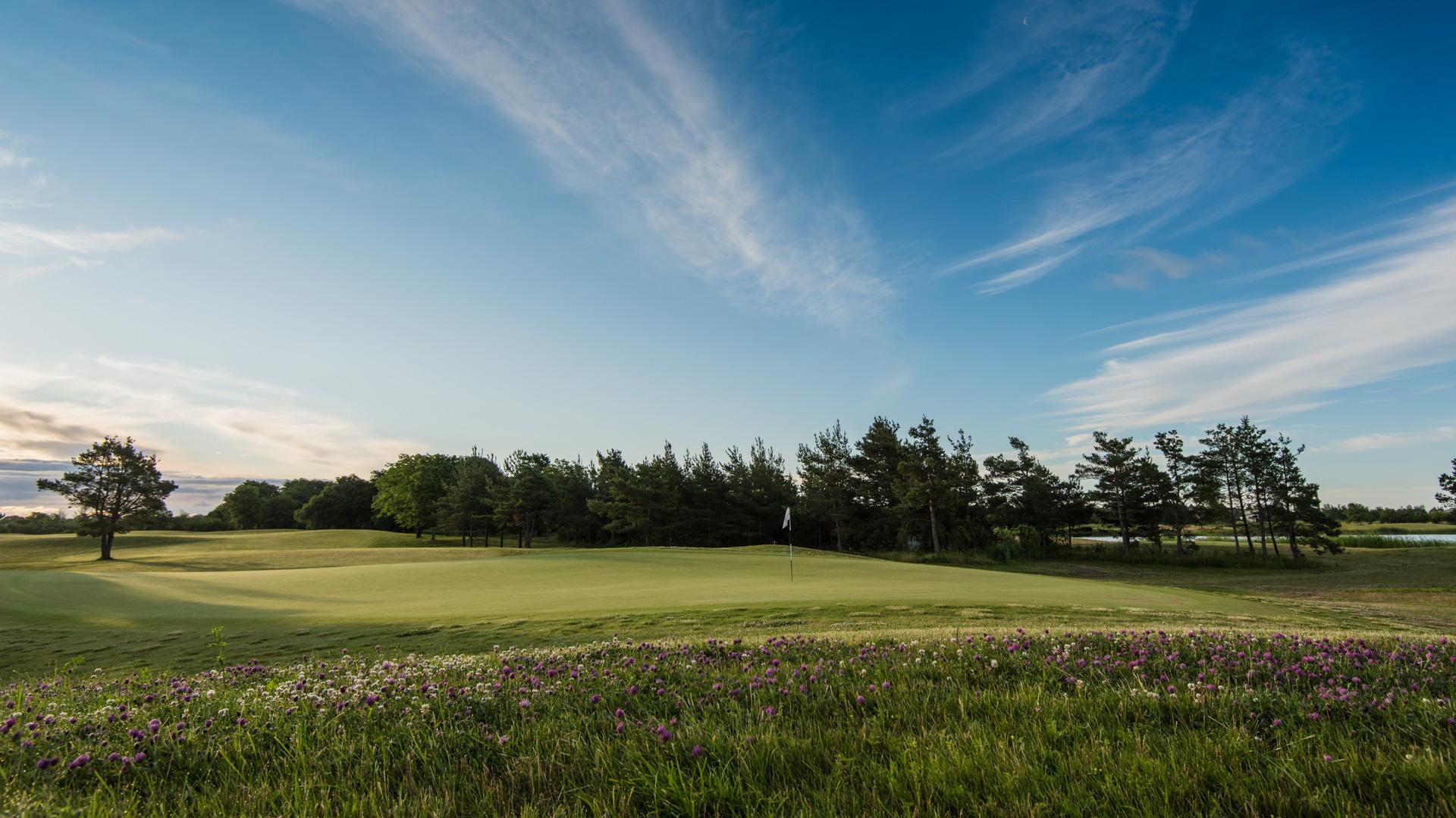 Golf i Estland, Saare Golf Club, Ösel.